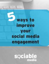 5 ways to improve engage e-book Unbounce